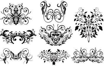 Design elements - vector #169891 gratis
