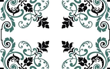 Ornament - vector #170071 gratis