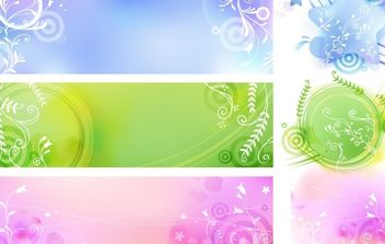 Free Vector Backgrounds - бесплатный vector #170141