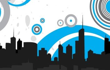 City - vector #170241 gratis