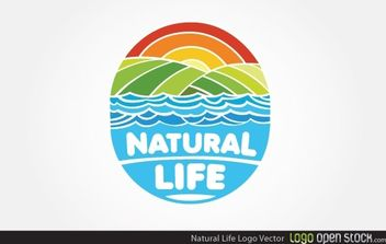 Natural Life - vector #170971 gratis