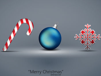 3 Useful Detailed Christmas Icons - vector gratuit #171771