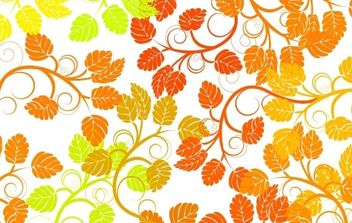 Floral Colorful Background - vector #172391 gratis