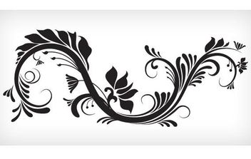 Decorative Vector Ornament - vector gratuit #172821