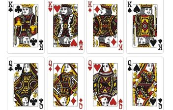 Poker Cards - vector gratuit #174521