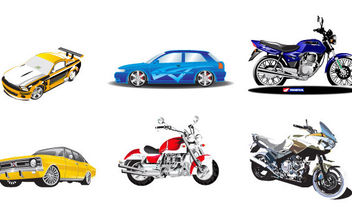 Vector Car 2 - vector #175361 gratis