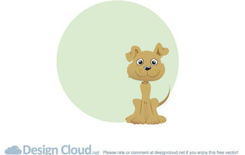 Free Vector Dog - Free vector #175411