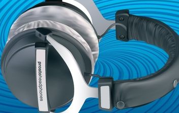 3D Headphones - Free vector #176161