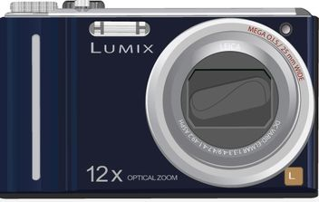 Lumix Camera Vector Art - vector gratuit #176181