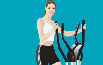 Fitness vector 2 - Free vector #176961