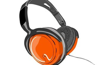 Free vector headsets - vector gratuit #177071