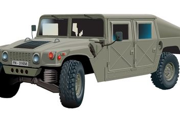 Hummer - Free vector #177231
