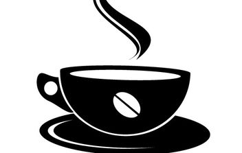 COFFEE CUP VECTOR IMAGE - бесплатный vector #177421
