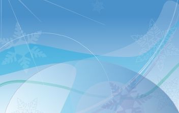 Background Winter - vector #178081 gratis
