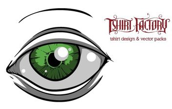 Eye - vector #179281 gratis