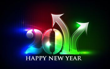 Happy new year 2011 eps Vector part02 - Free vector #182251