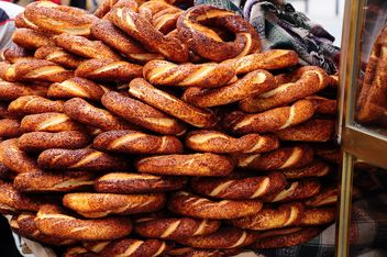 Turkish bagels - Free image #182951