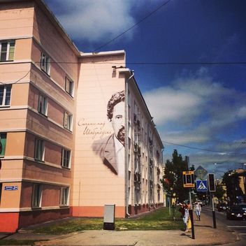 Graffity on the wall - бесплатный image #183201