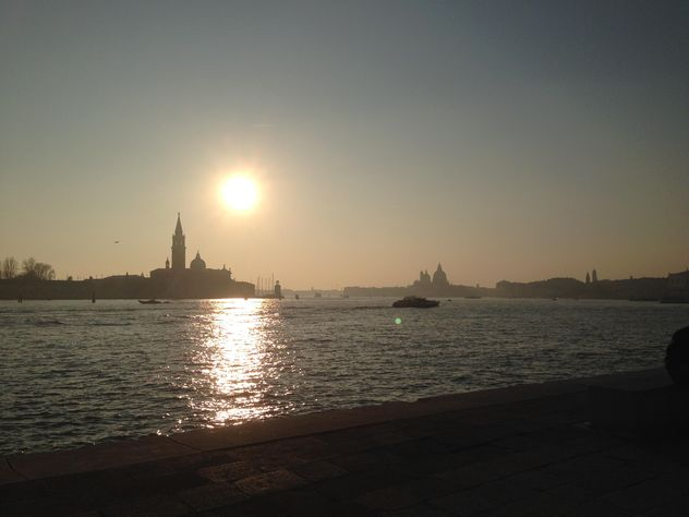 Sunset in Venice - image #183351 gratis
