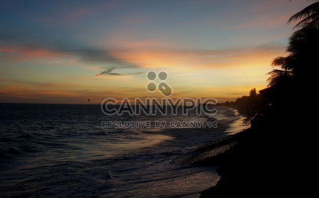 Sunset at Mui Ne - Kostenloses image #183361