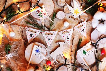 Beautiful Christmas composition - бесплатный image #183781