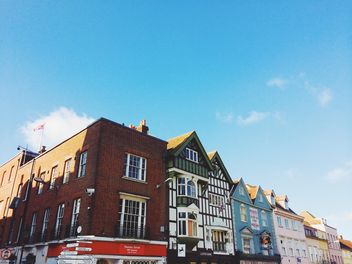 Colorful house on street of London, England - бесплатный image #184061