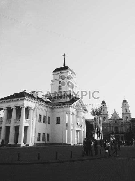 Town hall in Minsk - Free image #184551