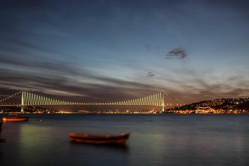 Bosphorus Bridge In Istanbul - бесплатный image #185891