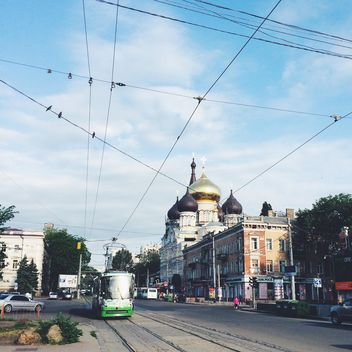 Odessa streets - Kostenloses image #186001