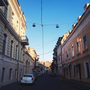 Odessa streets - Kostenloses image #186011