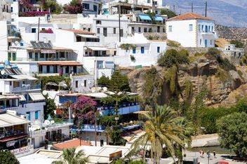 Architecture on Crete island - Free image #186251