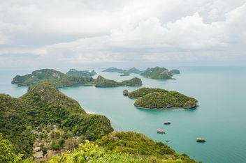 Ang Thong Islands National Park - image gratuit #186361