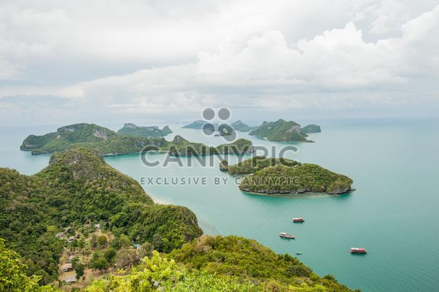 Ang Thong Islands National Park - image #186361 gratis