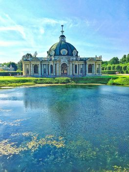 Grotto pavilion, Moscow - image #186871 gratis