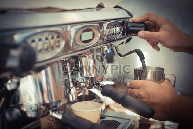 Coffee machine - Free image #187021