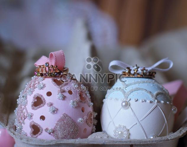 pair of princess easteregg - Kostenloses image #187521