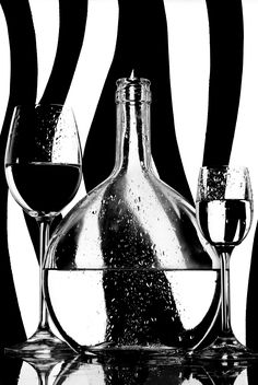 Stemware and carafe - Free image #187671