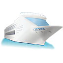 Cruise Ship - icon gratuit #188831