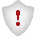 Security Warning - icon gratuit #189031
