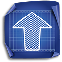 Up Arrow - icon #189421 gratis