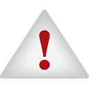 Warning - icon gratuit #189971