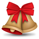 Christmas Bells - icon gratuit #190251