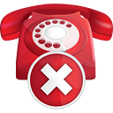 Phone Delete - icon #190271 gratis