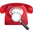 Phone Search - Kostenloses icon #190281