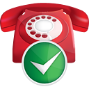 Phone Accept - icon #190311 gratis