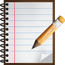 Notes Edit - icon gratuit #190521