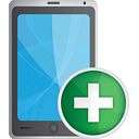 Smart Phone Add - Free icon #190691