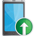 Smart Phone Up - Free icon #190771