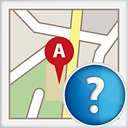 Map Help - icon gratuit #191141