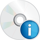 Disc Info - icon gratuit #191261